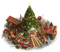 Christmas Market Level 2